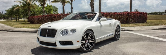 Guide to Renting Exotic (Luxury) Cars